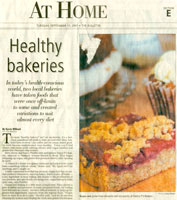 Healthy Bakeries image