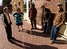 Moon Mountain Ramblers playin' this Friday image